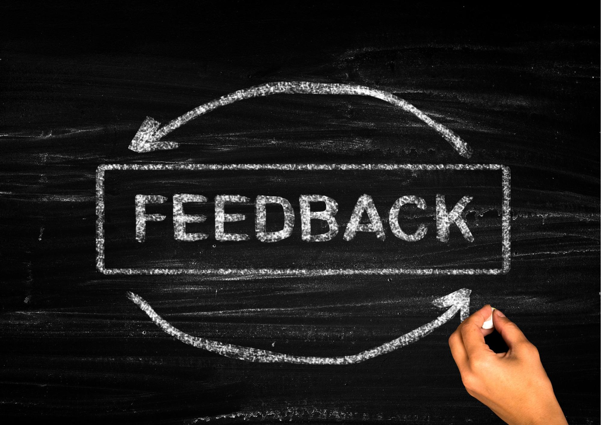 Sådan giver du dine medarbejdere feedback